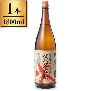 無手無冠 乙 25度 ダバダ火振 栗焼酎 1800ml sake-premoa