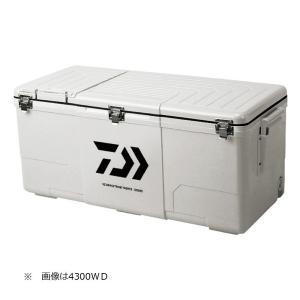 DAIWA NSシンクートランク大将2 3500WD ホワイト 釣り用 クーラーボックス(35L)|sake-premoa