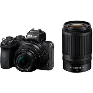 Nikon Z 50 ダブルズームキット デジタルミラーレス一眼カメラ (2088万画素) sake-premoa