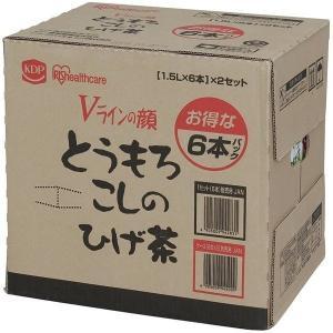 とうもろこしのひげ茶1500ml 6本セットケース販売用 sake-premoa