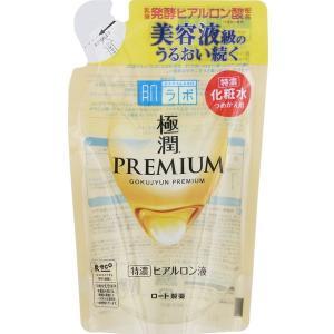 ロート製薬 肌ラボ 極潤プレミアム ヒアルロン液 詰め替え 170ml sake-premoa