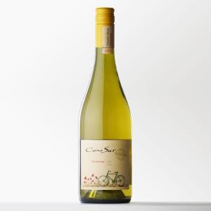 チリワイン 「コノスル・オーガニック・シャルドネ」 750m...