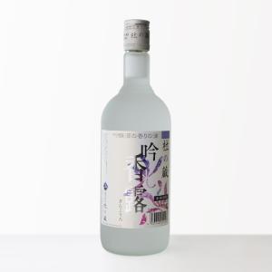 吟香露 酒粕焼酎 杜の蔵 20度 720ml 「ぎんこうろ 20%」|sake-shindobad