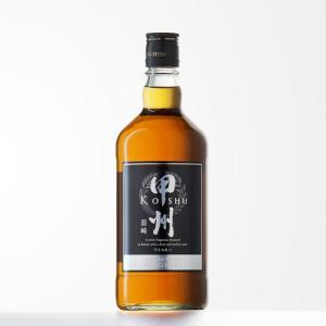 「国産ウイスキー」甲州韮崎 オリジナル ウイスキー 37度 700ml「KOSHU NIRASAKI...