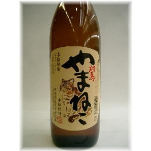 「長崎県」 麦焼酎 河内酒造 「対馬やまねこ」 900ml|sake-shindobad