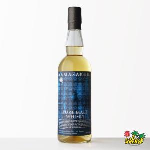 【国産ウイスキー】山桜 ピュアモルトウイスキー 笹の川酒造 48% 700ml|sake-shindobad|02