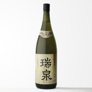 泡盛 瑞泉酒造「瑞泉 古酒」43度1800ml(ずいせん こしゅ ズイセン コシュ) 【沖縄県】 sake-shindobad