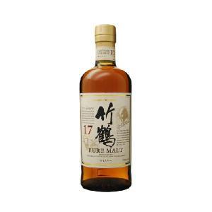 竹鶴17年 ピュアモルト スリムボトル  43度 700ml sake-syou