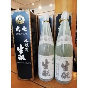 【20%オフクーポン配布】【福島の酒・送料無料】大七「生もと 本醸造」箱入り1.8L  6本セット 大七酒造  |sake-yabuki