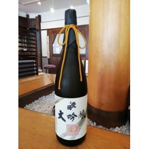 東豊国 大吟醸 幻 1.8L 豊国酒造  福島/古殿  sake-yabuki 02