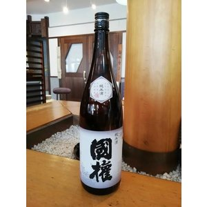 国権 純米酒 1.8L 国権酒造 福島/南会津・田島 |sake-yabuki|02
