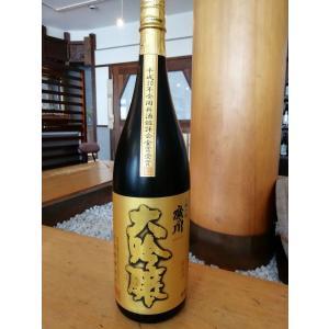 廣戸川 大吟醸 H30年度 1.8L  松崎酒造 |sake-yabuki|02
