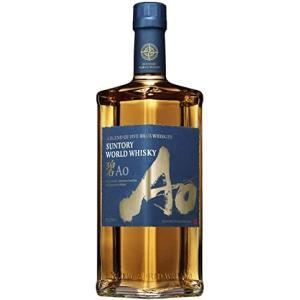 サントリー ワールドウイスキー 碧 アオ Ao 43度 700ml 送料無料
