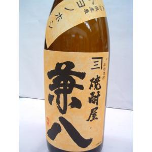 限定品 兼八 トヨノホシ 25度 1800ml 麦焼酎