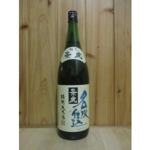日本酒 越乃景虎 名水仕込特別純米 1,800ml|sake-yukigura