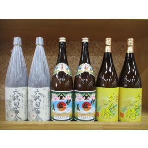 芋焼酎 伊佐美・なかむらを含む芋焼酎6本セット!|sake-yukigura
