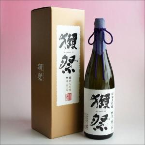 獺祭「デラックス箱入り」磨き23 二割三分 1800ml 純米大吟醸(旭酒造 山口県)