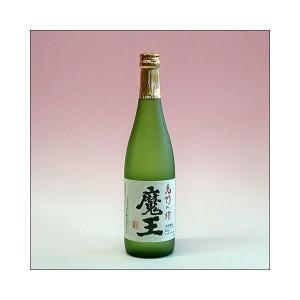 【包装不可】魔王 720ml|sake480