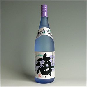 【包装不可】海(うみ umi) 1800ml・大海酒造 芋焼酎 25度|sake480