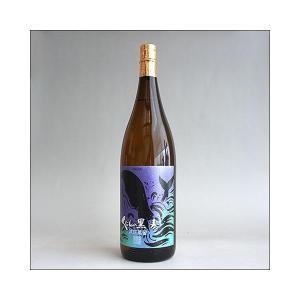 【包装不可】くじらの黒麦 減圧蒸留 25度 1800ml・大海酒造 芋焼酎 25度 sake480