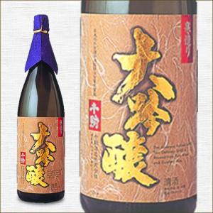千駒酒造 大吟醸酒 千駒 1800ml (福島県産 日本酒)|sake