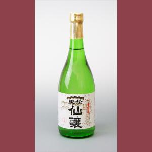産地直送◆黒松仙醸 本醸造 720ml(日本酒(長野県産・高遠の地酒)) sake