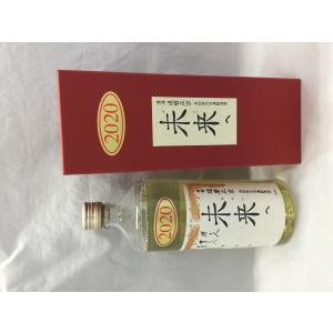 達磨正宗 未来へ 2020  長期熟成用濃醇清酒 660ml|sakeandfoodkato