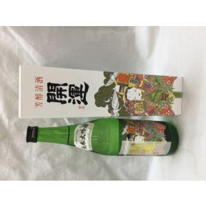 開運 純米大吟醸 720ml|sakeandfoodkato