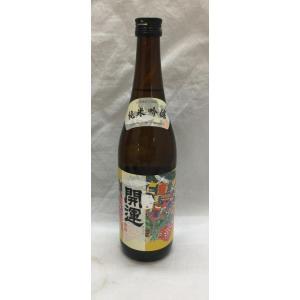 開運 純米吟醸 720ml|sakeandfoodkato