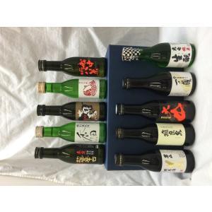 純米酒飲み比べ 180ml × 10選|sakeandfoodkato