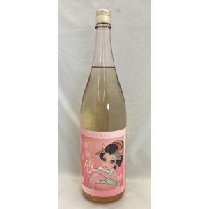 若竹 鬼乙女 夢 特別純米酒 1800ml|sakeandfoodkato