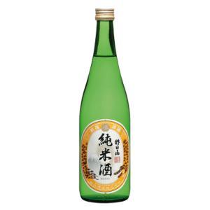 日本酒 新潟 朝日山 純米酒 720ml  |sakeasanoya