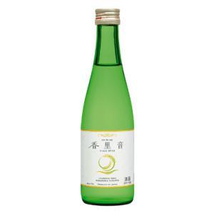 日本酒 新潟 朝日山 香里音(かりね) 純米 300ml|sakeasanoya