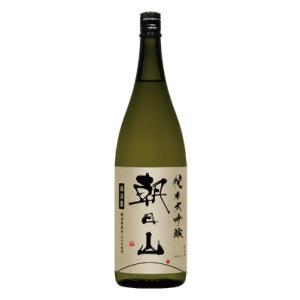 日本酒 新潟 朝日山 純米大吟醸 越淡麗 1800ml  |sakeasanoya