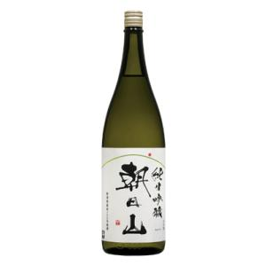 日本酒 新潟 朝日山 純米吟醸 1800ml  |sakeasanoya