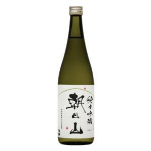 日本酒 新潟 朝日山 純米吟醸 720ml  |sakeasanoya