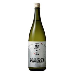 日本酒 新潟 新商品 朝日山 辛口ハード 普通酒原酒 1800ml  |sakeasanoya