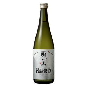 日本酒 新潟 新商品 朝日山 辛口ハード 普通酒原酒 720ml  |sakeasanoya