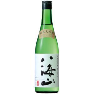 日本酒 新潟 八海山 純米大吟醸 720ml 数量限定  [お年賀 お中元 お歳暮 ギフト 御祝]  |sakeasanoya