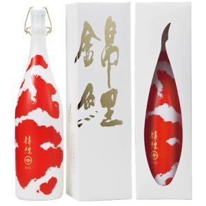 日本酒 新潟 今代司 錦鯉 KOI 1800ml 化粧箱入 数量限定|sakeasanoya