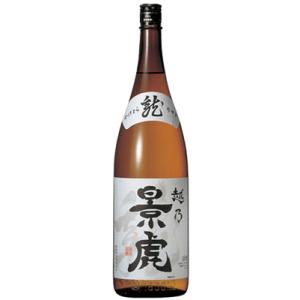 日本酒 新潟 越乃景虎 龍 普通酒 1800ml|sakeasanoya