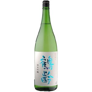 日本酒 新潟 鶴齢 純米吟醸 1800ml 化粧箱入り  数量限定 正規取扱店 sakeasanoya