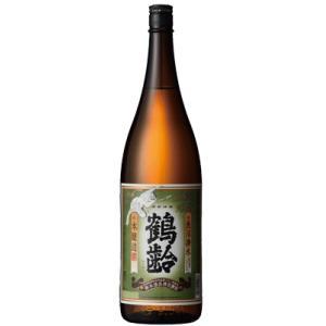 日本酒 新潟 鶴齢 本醸造 1800ml 正規取扱店 sakeasanoya