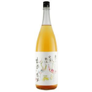 梅酒 新潟 鶴齢 鶴齢の梅酒 純米吟醸仕込 1800ml 正規取扱店 sakeasanoya