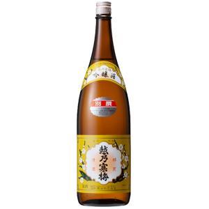 日本酒 新潟 越乃寒梅 別撰 吟醸酒 1800ml 正規取扱店|sakeasanoya