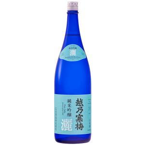 日本酒 新潟 越乃寒梅 灑(さい) 純米吟醸酒 1800ml 正規取扱店|sakeasanoya