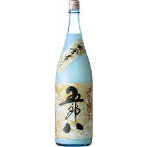 和のリキュール 新潟 菊水 五郎八 にごり酒 1800ml 冬季限定|sakeasanoya