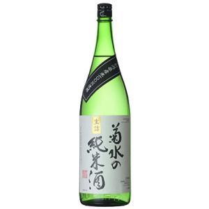 日本酒 新潟 菊水 菊水の純米酒 1800ml |sakeasanoya