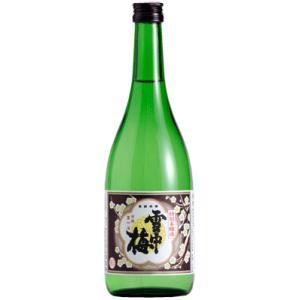 日本酒 新潟 雪中梅 特別本醸造 720ml  季節・数量限定酒 正規取扱店|sakeasanoya