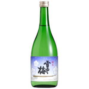 日本酒 新潟 雪中梅 純米酒 720ml  数量限定酒 正規取扱店|sakeasanoya